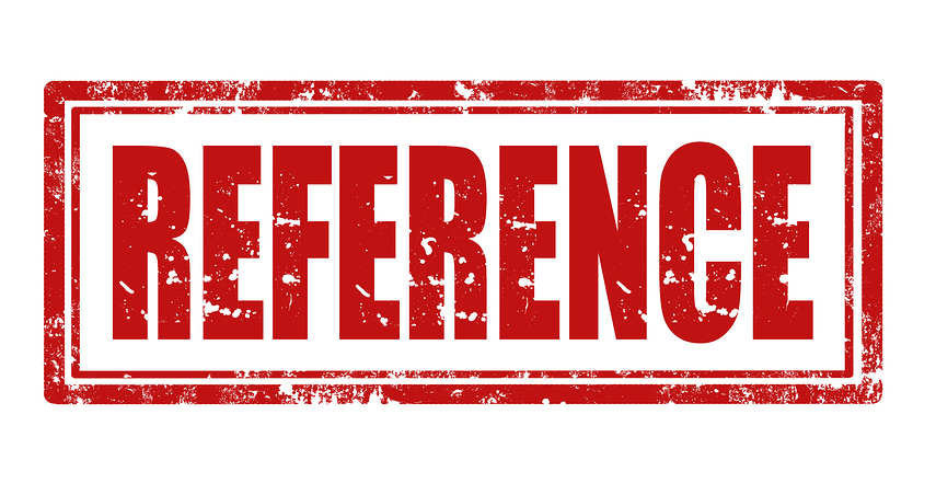 are your references helping you stand out above the rest
