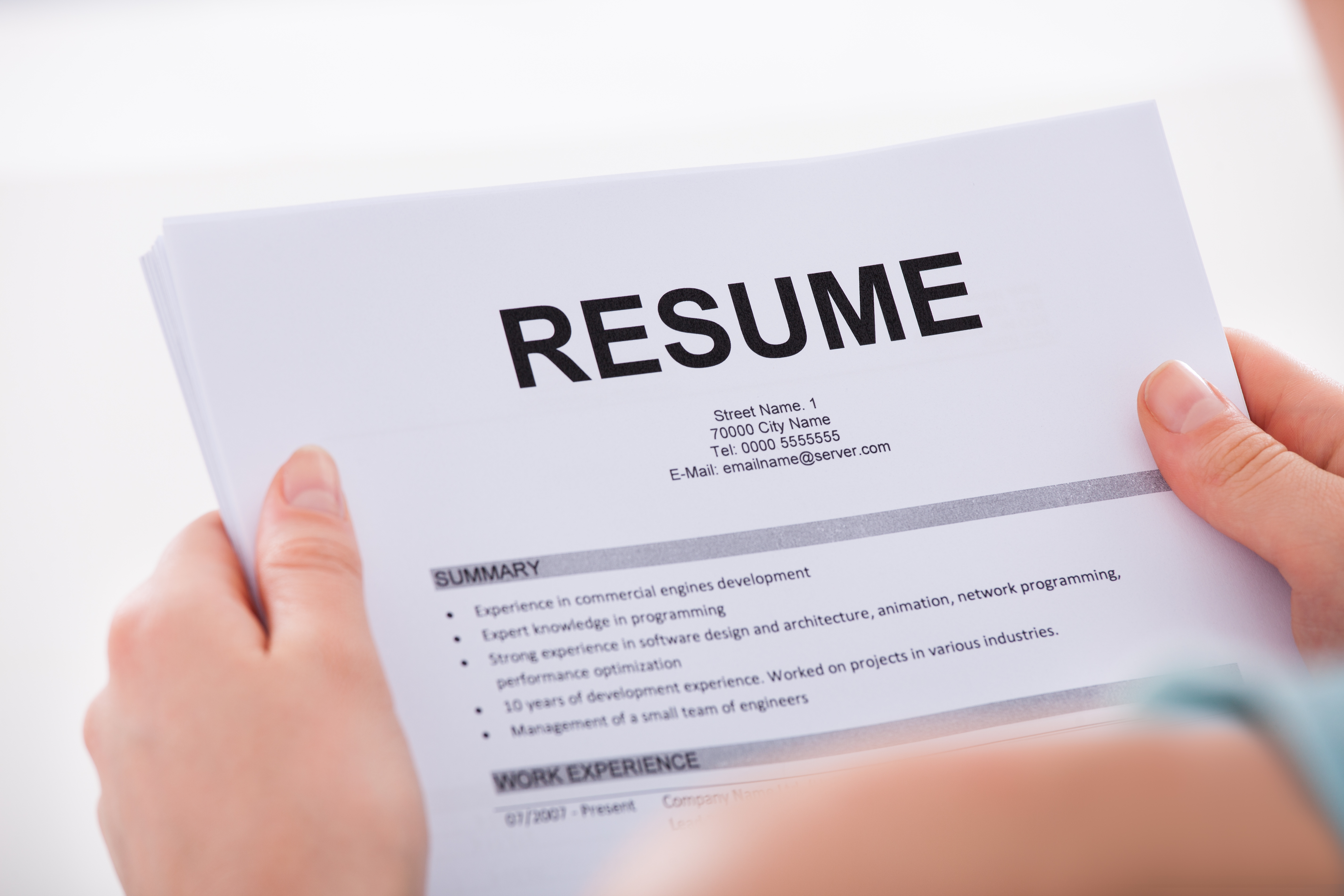 Shopping For The Best Team Of Resume Writers You Found Us