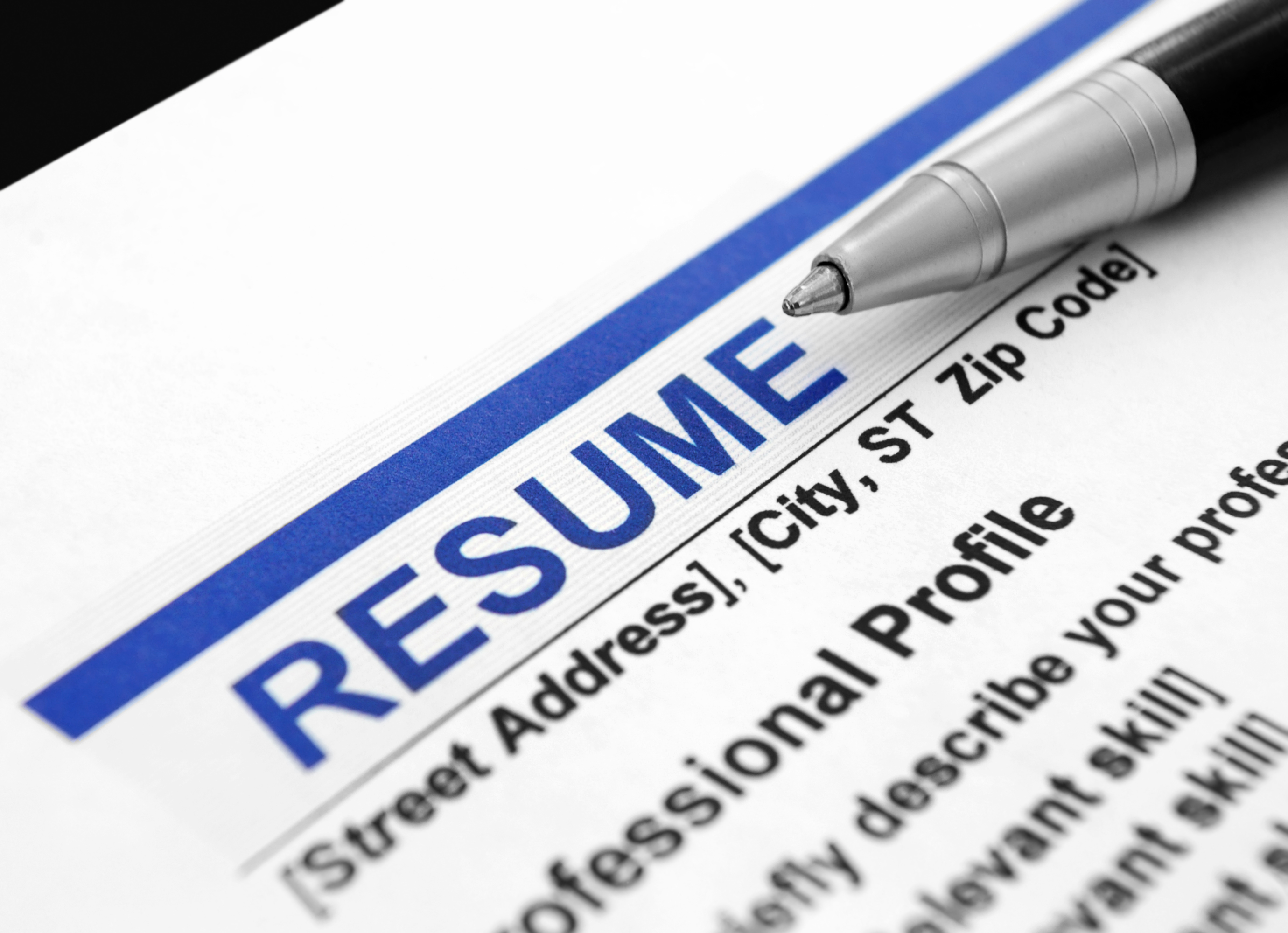 Breathing Life Into Your Sleepy Resume