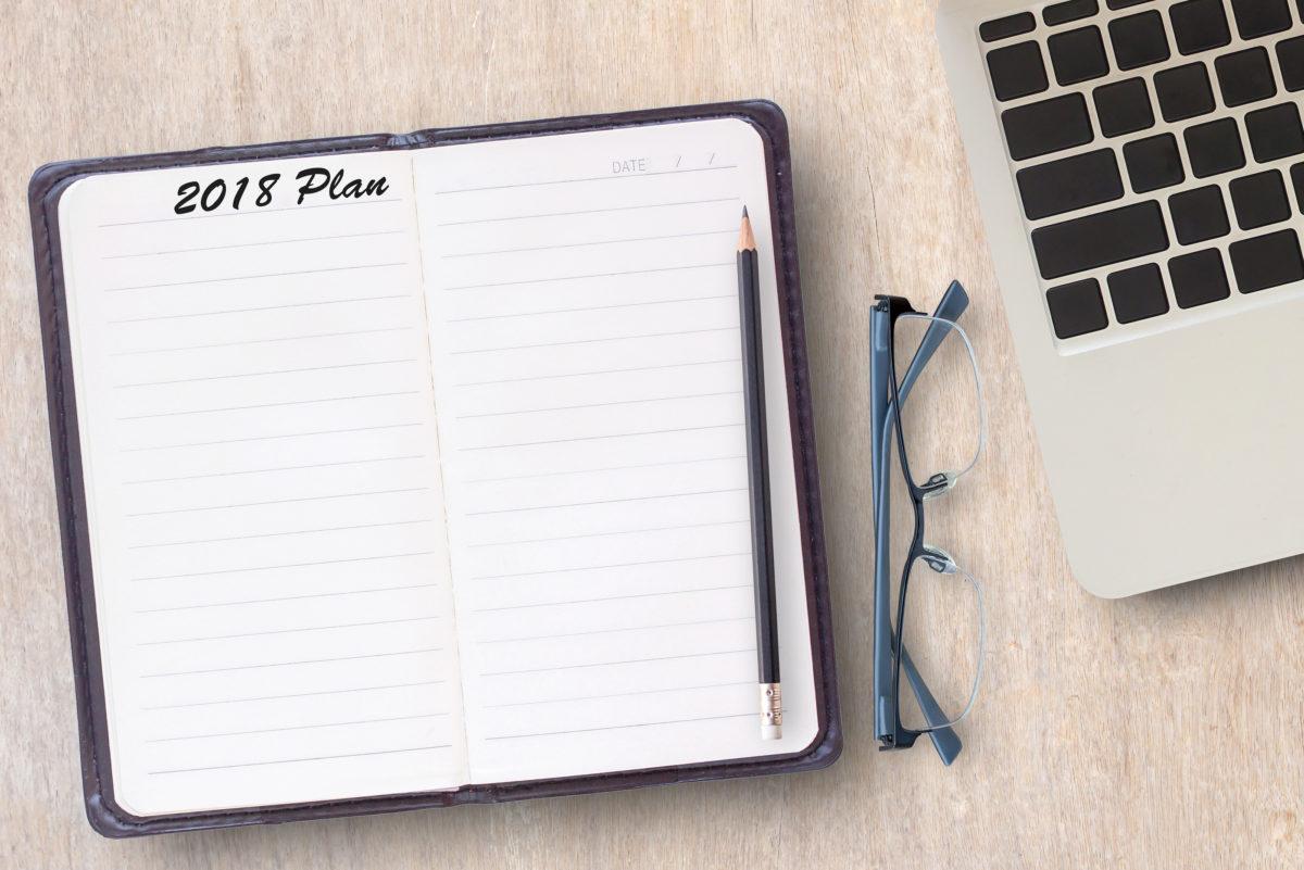 2018 career plan