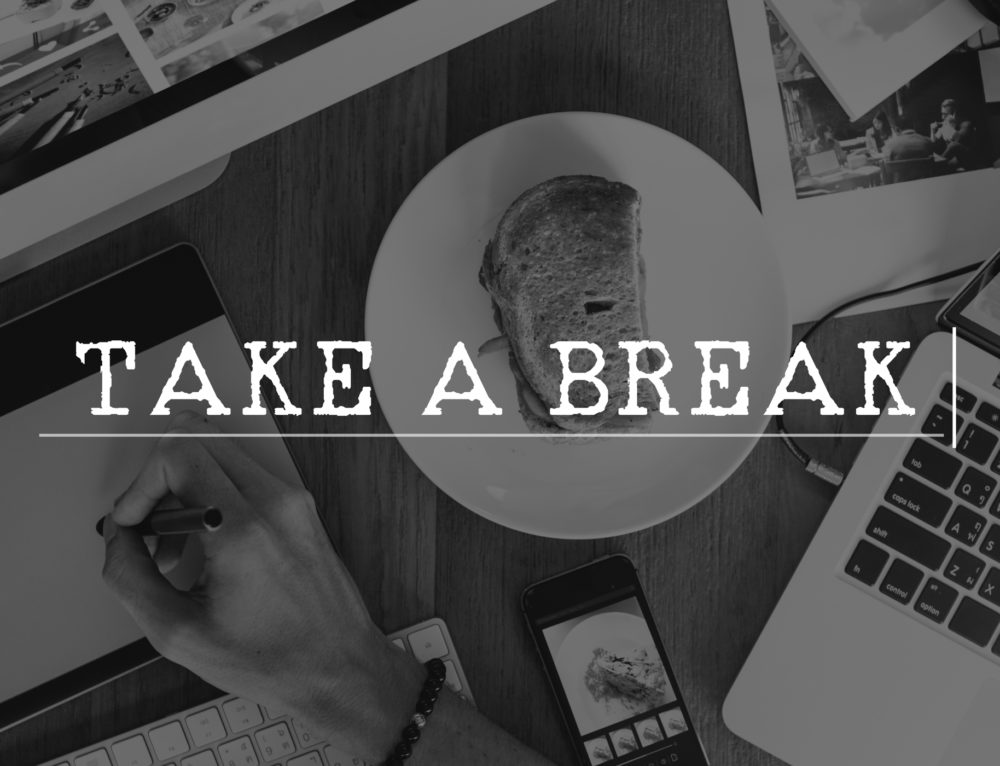 Improve Your Work Ethic by Taking a Break