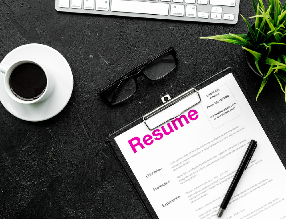 When Your Resume Isn't Nearly as Dynamic as You Are