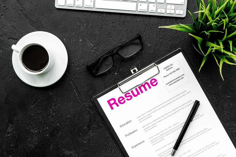 When Your Resume Isnt Nearly As Dynamic You Are
